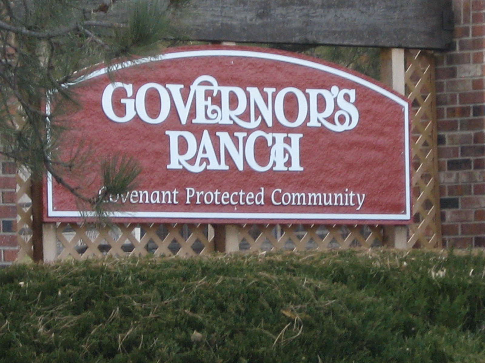 Governor's Ranch